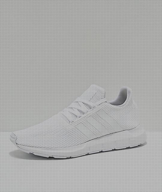 Review de adidas blancos