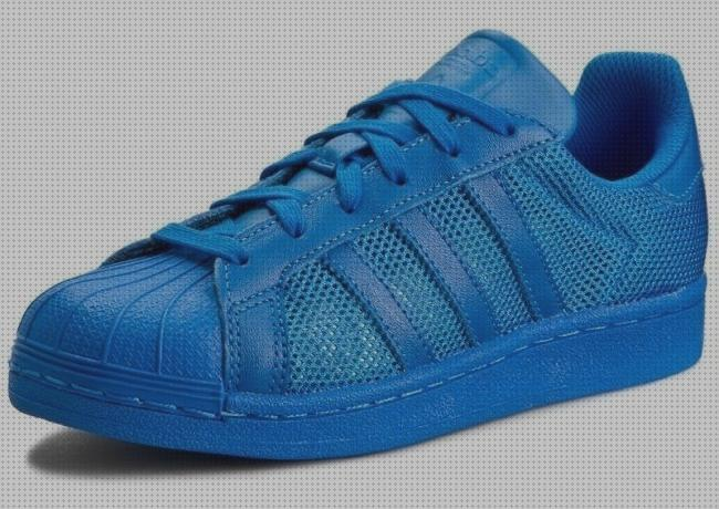Review de superstar adidas adidas superstar hombre azul