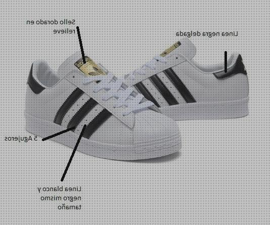 Review de superstar adidas adidas superstar originales hombre