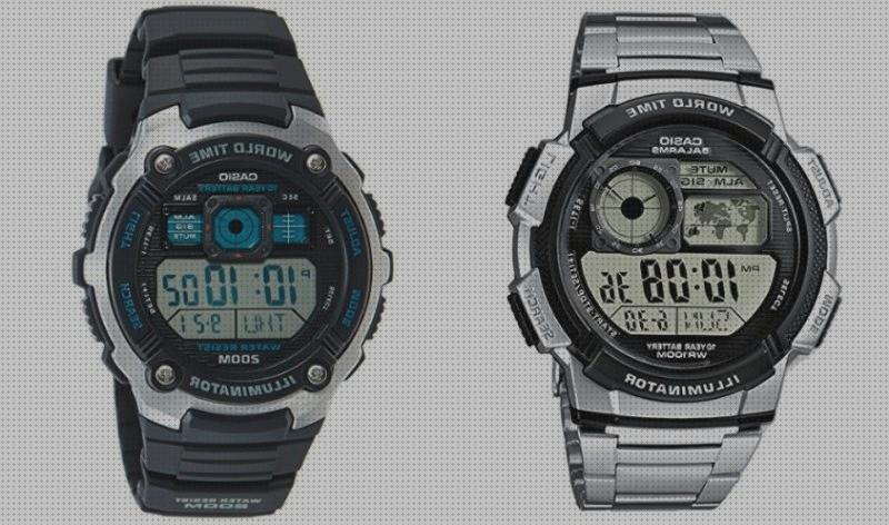 Review de relojes casio