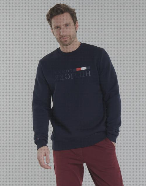 Review de tommy sudaderas tommy hilfiger hombre