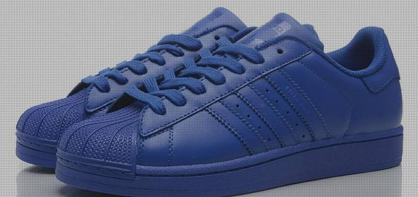 Mejores 6 Adidas Superstar Azules Hombres